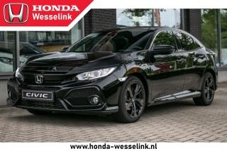 Civic 1.0T Elegance - All-in rijklaarprijs | navi | Honda Sensing | DIRECT VOORDEEL!