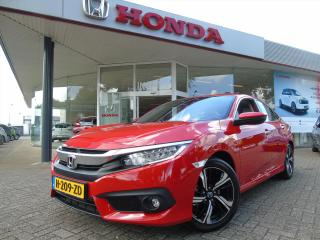 Civic 1.5 i-VTEC 182pk CVT 4D Executive | LEDER | SCHUIFDAK | CAMERA