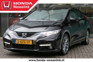 Civic 1.6D Sport 5drs - All-in prijs | Cruise | Airco | 17 inch. | Garantie | Nette st
