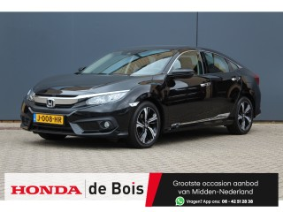 Civic 1.5T Elegance Aut. | Navigatie | Camera | Stoelverwarming | 17