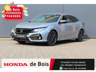 Civic 1.0T Elegance Aut. | Frisse Start Deal! | Nu 4400,- voordeel! | Navigatie | Came