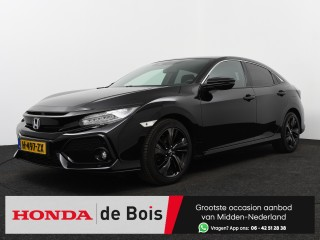 Civic 1.0T Executive Aut. | Panoramadak | Keyless Entry | Navigatie | Camera | Parkeer