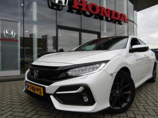 Civic 1.0 i-VTEC 129pk CVT 5D Executive,NEW MODEL! Navi,Camera,Schijfdak