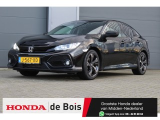 Civic 1.0 i-VTEC Elegance |  € 349,- Private Lease | Navigatie | Cruise control | PDC