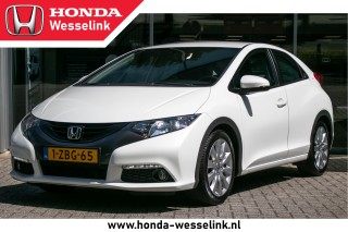 Civic 5 Drs 1.8i Sport - All-in rijklaarprijs | Cruise-control | Camera | Magic seats