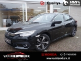 Honda Civic 1.5 i-VTEC 182pk CVT Executive Navi Leder