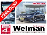 Honda Civic Sedan 1.5 i-VTEC EXECUTIVE - TURBO - 182 PK - LEDER