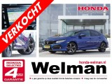 Honda Civic 1.5i V-TEC SPORT PLUS - PANORAMADAK  - 182 PK - TURBO