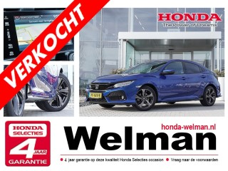 Civic 1.5i V-TEC SPORT PLUS - PANORAMADAK  - 182 PK - TURBO
