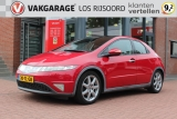 Honda Civic 1.8 140Pk Automaat | Executive | Trekhaak | Panorama | Leder | Stoelverwarming |