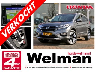 CR-V 1.6 i DTEC - 4WD - Executive - Automaat - Sensing Package
