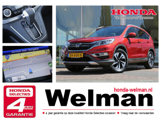 CR-V 2.0 i VTEC - EXECUTIVE - AUTOMAAT - 4WD -  Advanced Driving Assist Pakket