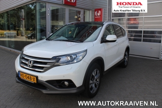 CR-V 2.2 i-DTEC 150pk Real Time 4WD Aut. Executive