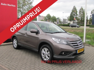 CR-V 1.6 i-DTEC 120pk City runner Airco