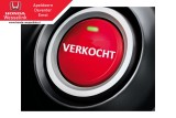 Honda CR-V 1.6D Lifestyle Euro6 - All in rijklaarprijs | Navi | Adas safety pack | Trekhaak
