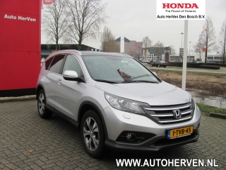 CR-V 2.0 16V 155pk Real Time 4WD Aut. Executive navigatie