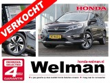 Honda CR-V 2.0i V-TEC 4WD EXECUTIVE - Winterbandenset - Navigatie