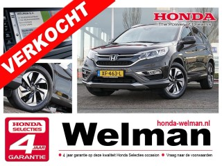 CR-V 2.0i V-TEC 4WD EXECUTIVE - Winterbandenset - Navigatie
