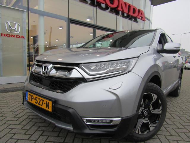 Asferische Spiegel Auto.Honda Cr V 1 5 Turbo Awd Lifestyle Automaat 7 Persoons Camera