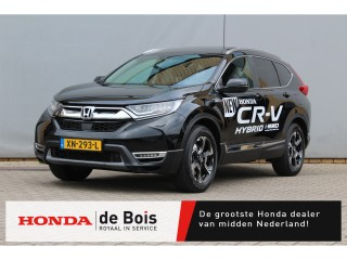CR-V 2.0 Hybrid AWD Executive Aut. | Panoramadak | Leer | Navigatie | LED | 18