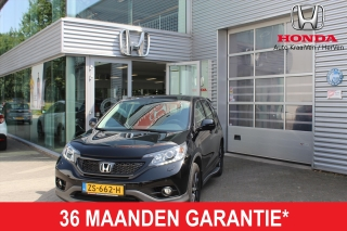 CR-V 1.6 i-DTEC 120pk Elegance Black Edition