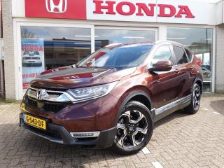 CR-V New 1.5T AWD 4WD Aut. Lifestyle 7 Zits Navi Leder Camera