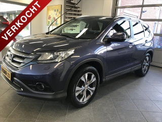 CR-V 2.0 16V 155pk Real Time 4WD Lifestyle