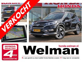CR-V 2.0i V-TEC EXECUTIVE - AUTOMAAT - ADAS - 4WD