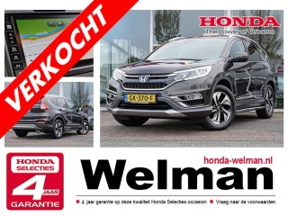 CR-V 1.6i D-TEC 160PK EXECUTIVE - AUTOMAAT - 4WD - HIGH POWER