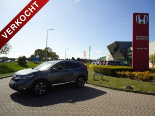 CR-V HYBRIDE EXECUTIVE CVT AUTOMAAT AWD