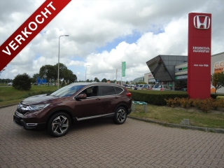 CR-V New 1.5 I VTEC TURBO EXECUTIVE CVT NAVI 19 INCH
