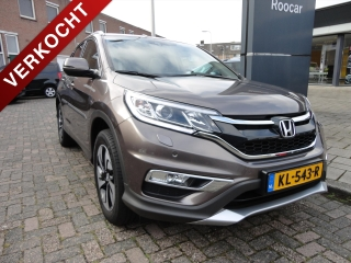 CR-V 2.0i EXECUTIVE NAVIGATIE AUTOMAAT AWD