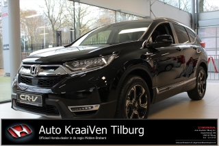 CR-V 2.0 HYBRID 184pk AWD E-CVT Executive | Full Options