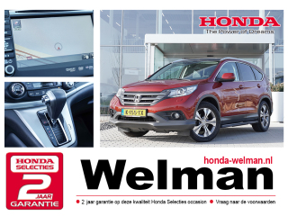 CR-V 2.0i V-TEC EXECUTIVE - 4WD - AUTOMAAT - NAVIGATIE - ALL WEATHER