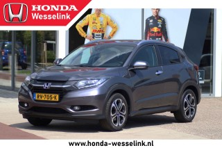 HR-V 1.6D Executive - All in prijs | Trekhaak afn. | 24 mnd Gar. | Panoramadak!