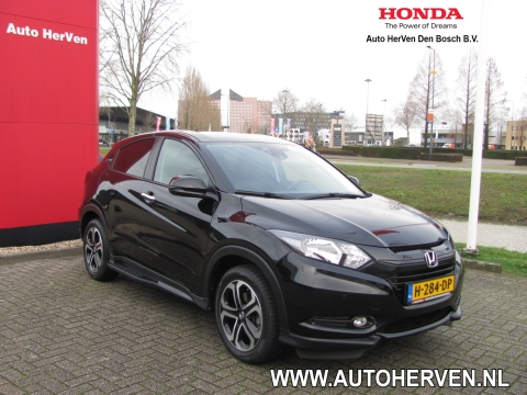 HR-V 1.5i Vtec 130PK Black Edition Navi/Leder interieur