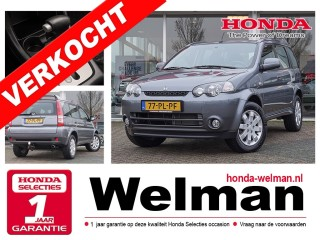 HR-V 1.6i 4WD - AUTOMAAT - SPORTPACK - 4WD - TREKHAAK - cruise controle .