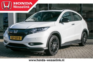HR-V 1.5 i-VTEC Executive Automaat Black Edition - All in rijklaarprijs | Lederen int