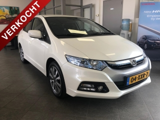 Insight 1.3 i-VTEC CVT Exclusive Navigatie