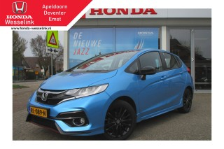Jazz 1.5 CVT Dynamic -All-in prijs | navigatie!