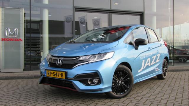 Honda Jazz 15 I Vtec Dynamic Cvt Automaat Navi 5 Deurs 2018