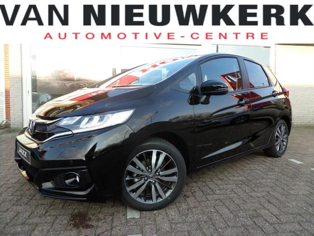 Honda Jazz 1 3 I Vtec Elegance Navi Actie Nieuwe Auto S Autokopen Nl