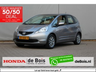 Jazz 1.4 COMFORT Aut. | Lage km-stand! | Climate control | Lm-wielen | Magic Seats |