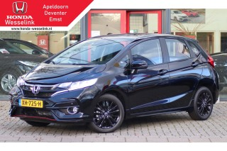 Jazz 1.5 i CVT Dynamic -All in prijs | navigatie
