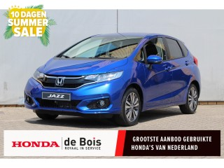Jazz 1.3 Elegance | €2500,- Nu of nooit Maart Deals! | Navigatie | Camera |