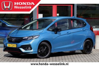 Jazz 1.5 CVT Dynamic - All-in prijs | navigatie!
