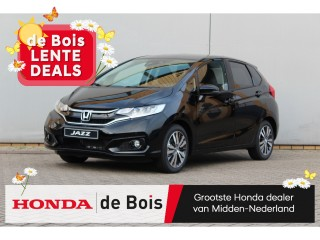 Jazz 1.3 Elegance Aut. | €2500,- Nu of nooit Maart Deals! | Navigatie | Camera |