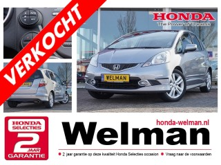 Jazz 1.4i V-TEC Sport - Automaat - I-Shift