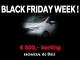 Honda Jazz 1.3 Elegance Aut. | Navigatie | Camera | LED | Keyless Entry | Stoelverwarming |
