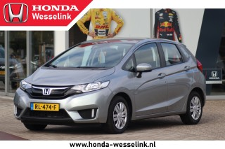 Jazz 1.3 Trend - All-in prijs | cruisecontrol | navigatie!